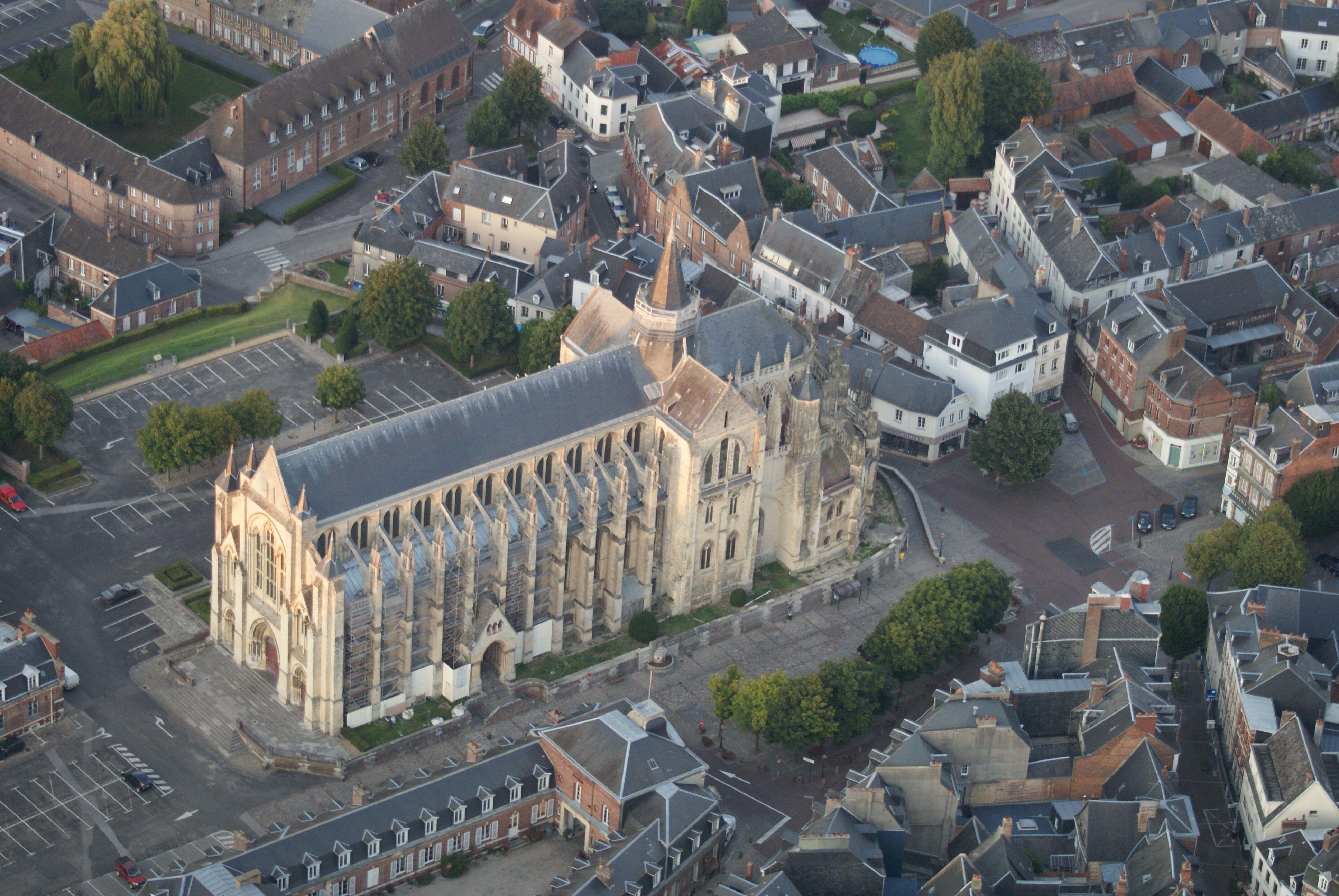 Collégiale Notre-Dame et Saint-Laurent O'Toole D'Eu