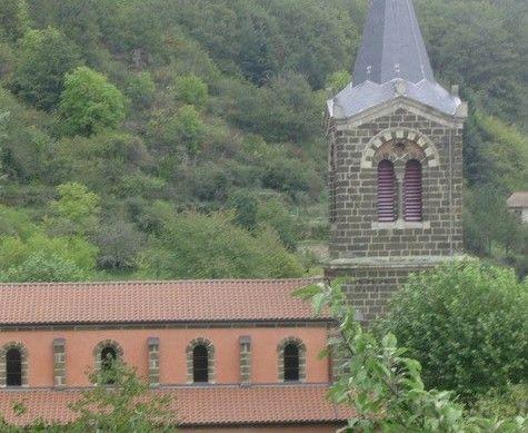 Eglise Saint-Symphorien de Vorey-sur-Arzon