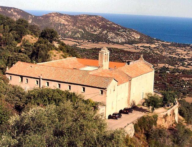 Restauration du couvent de Marcassu en Haute-Corse