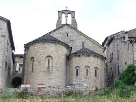 Chapelle Saint Benoit à Chassiers