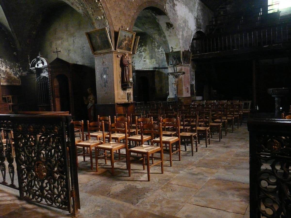 Église des Récollets à Saint-Céré