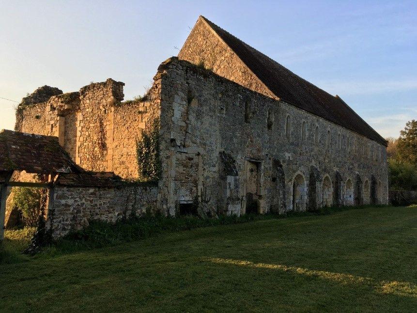 Abbaye de Saint André en Gouffern - La Hoguette - Calvados