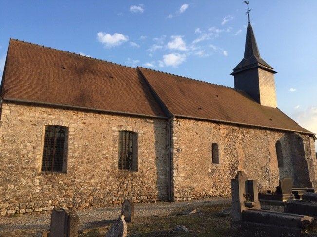 Eglise Saint-Julien de Chaignes