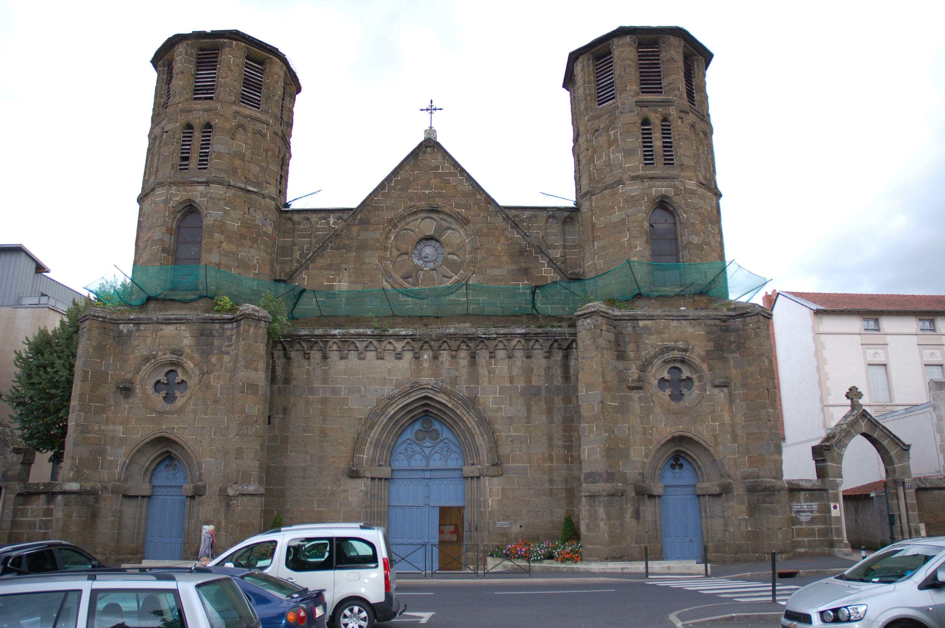 Eglise Saint-Pierre des Carmes au Puy-en-Velay