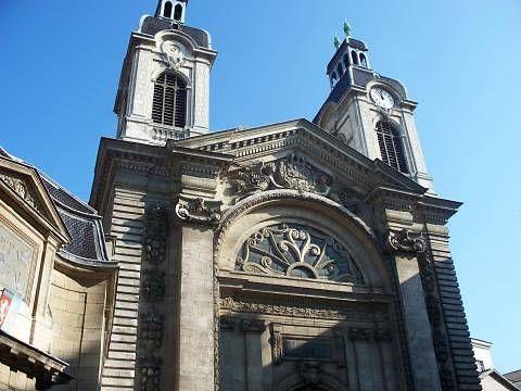 Chapelle de l'Hotel-Dieu de Lyon
