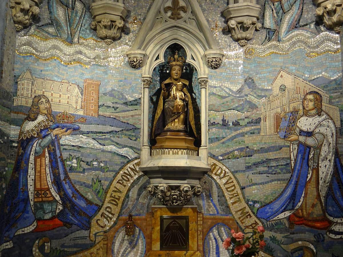 Eglise Notre-Dame du Bout du Pont à Pau