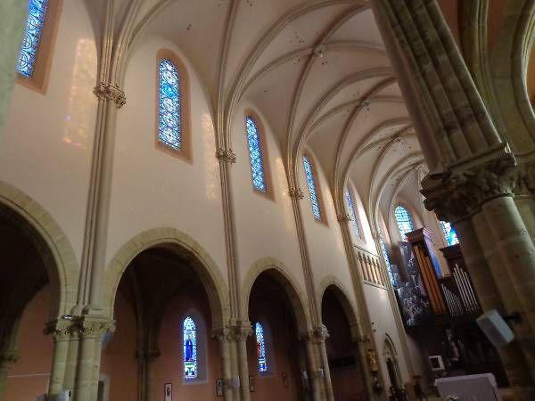 L'église de Plaisance