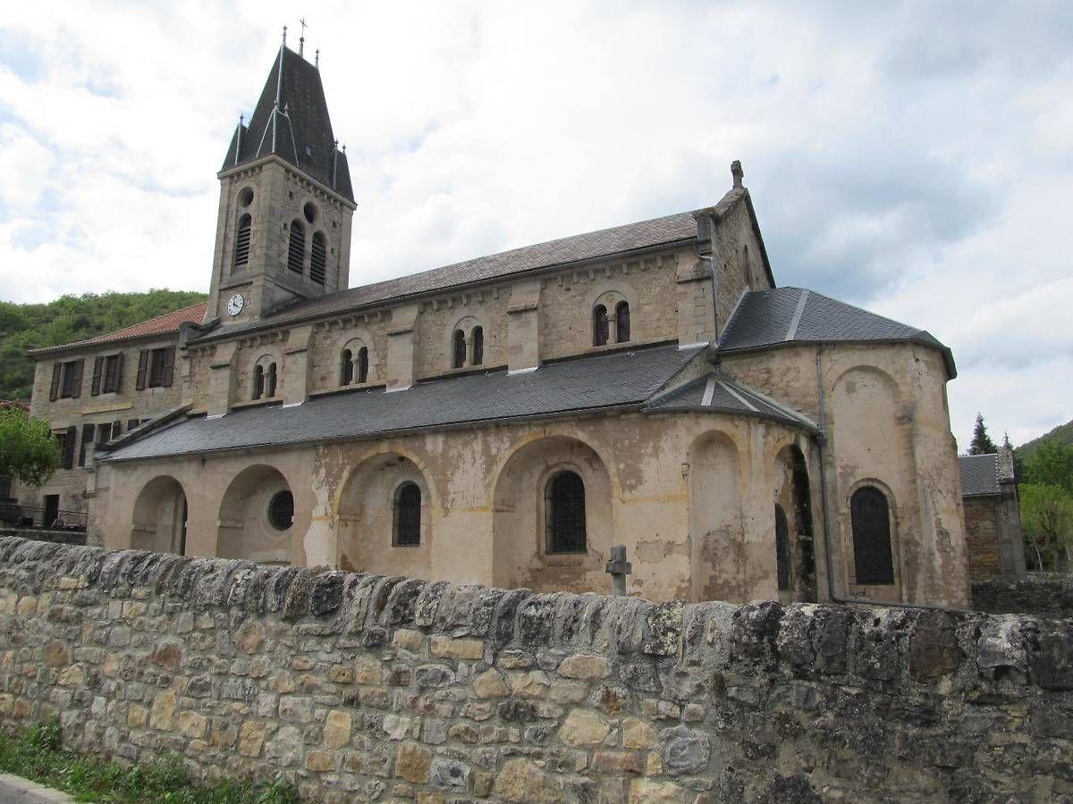 Église Saint-Sauveur de Verrières