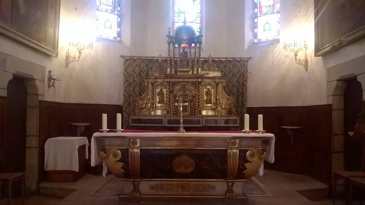 Église Notre-Dame de l'Assomption à Montgesty