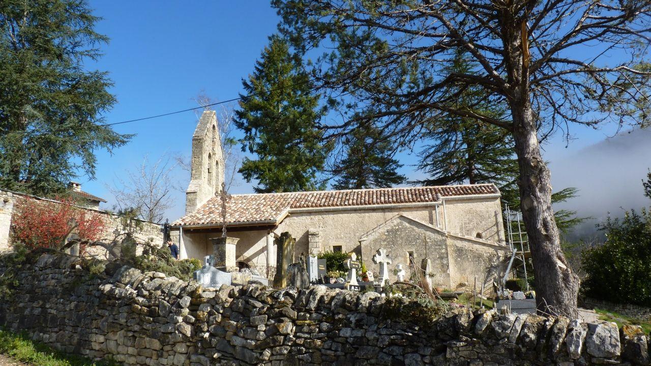 Église Saint-Vergondin à Penne