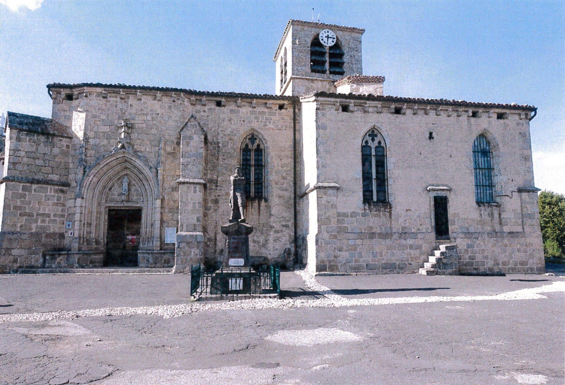 Eglise Saint-Antoine du Monestier