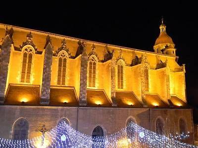 Cathédrale Saint-Luperc à Eauze