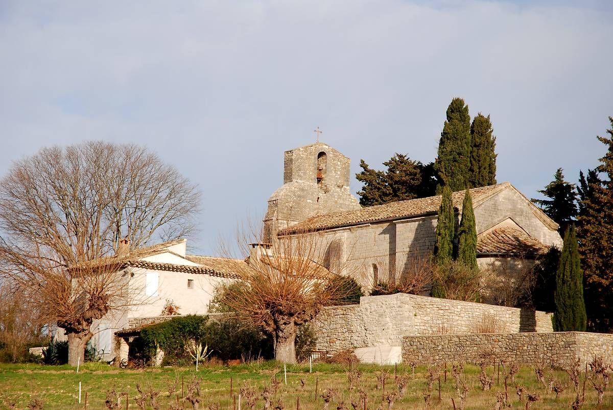 La chapelle de Saint-André à Conqueyrac