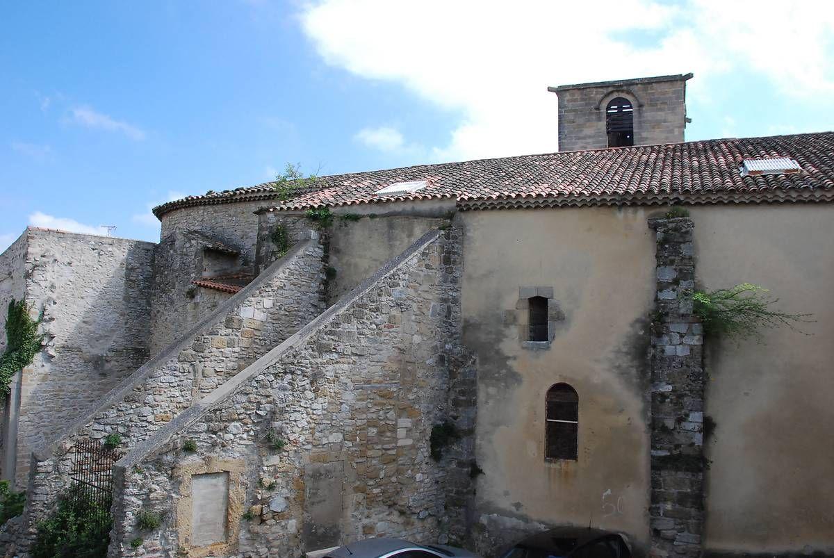 Église Saint-Cyr Sainte-Julitte à Lançon-Provence : projet de restauration