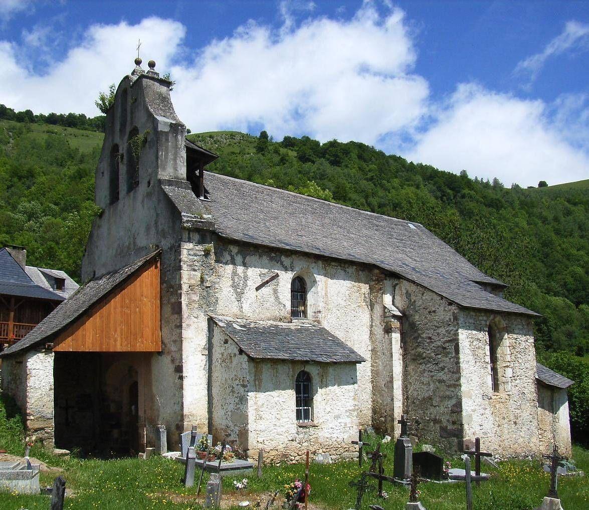 Église Saint-Étienne d'Uchentein