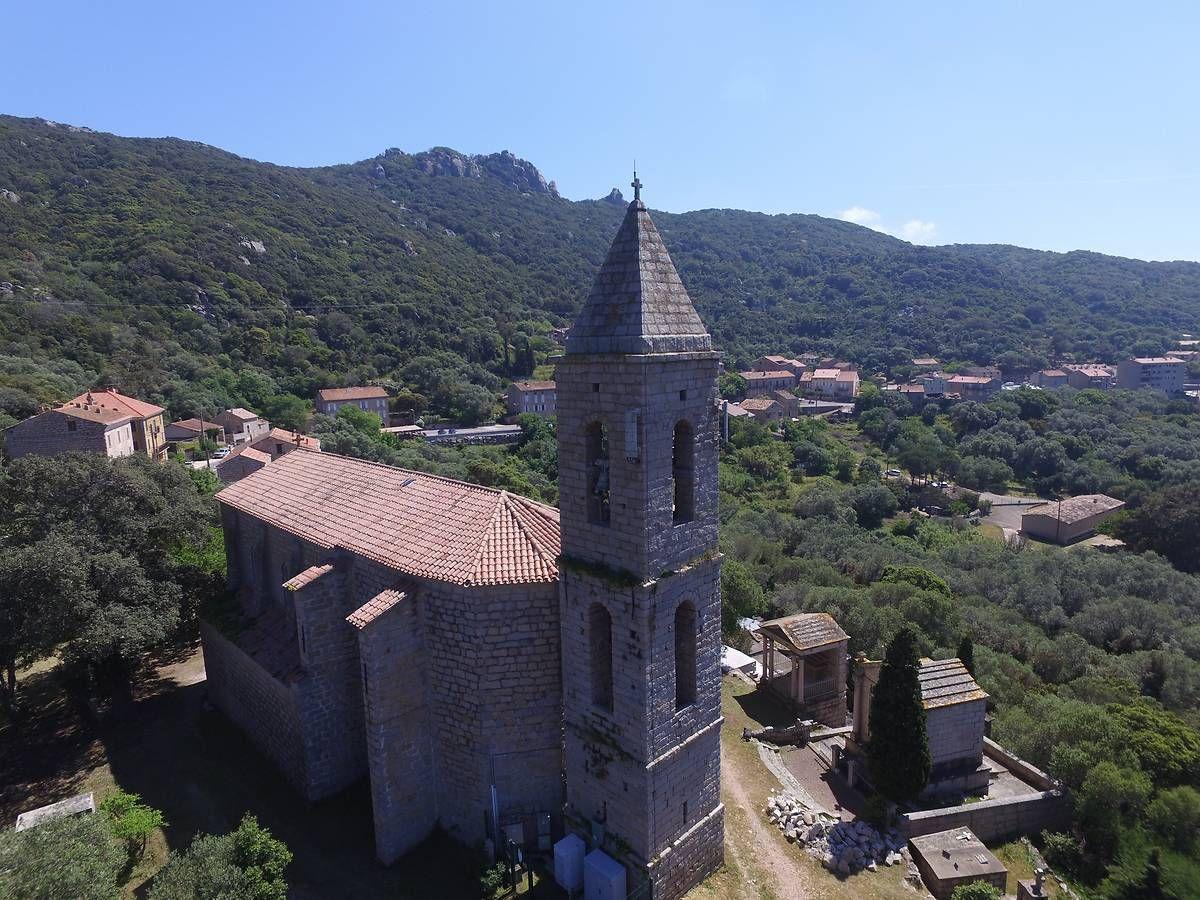 Eglise de l'Immaculée Conception de Figari