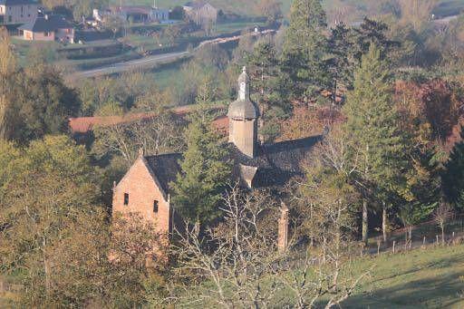 Chapelle de Foncourrieu à Marcillac-Vallon