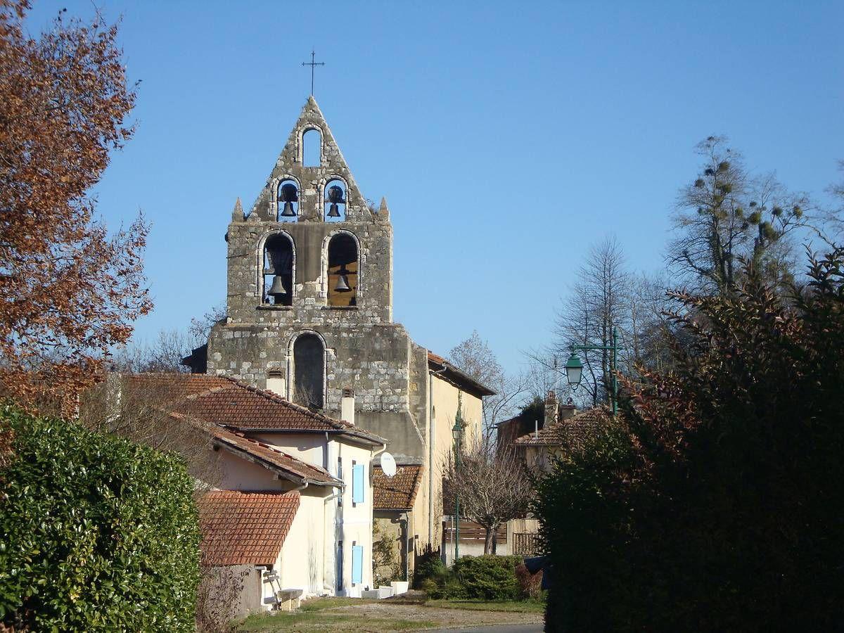 Église Saint-Barthélémy de Terrebasse
