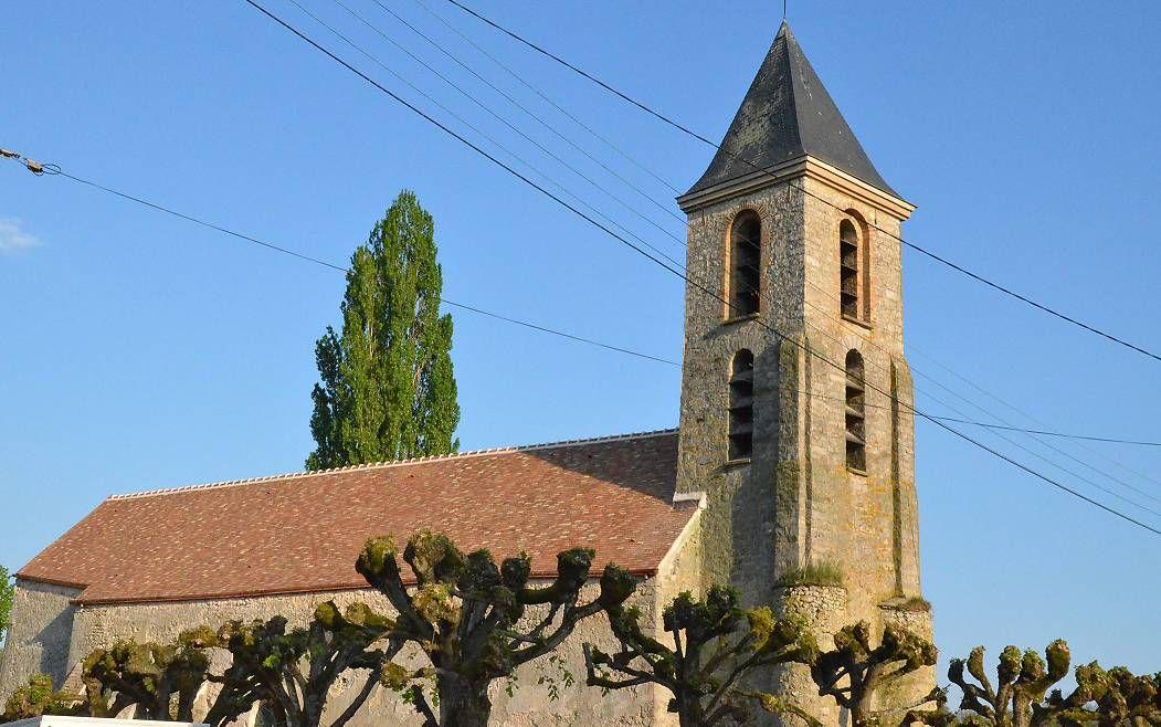 Eglise Saint-Pierre-ès-Liens d'Huison Longueville