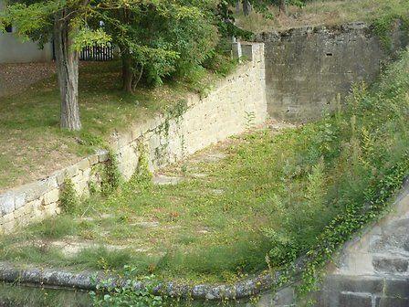 Aqueduc des voûtes à Renneville