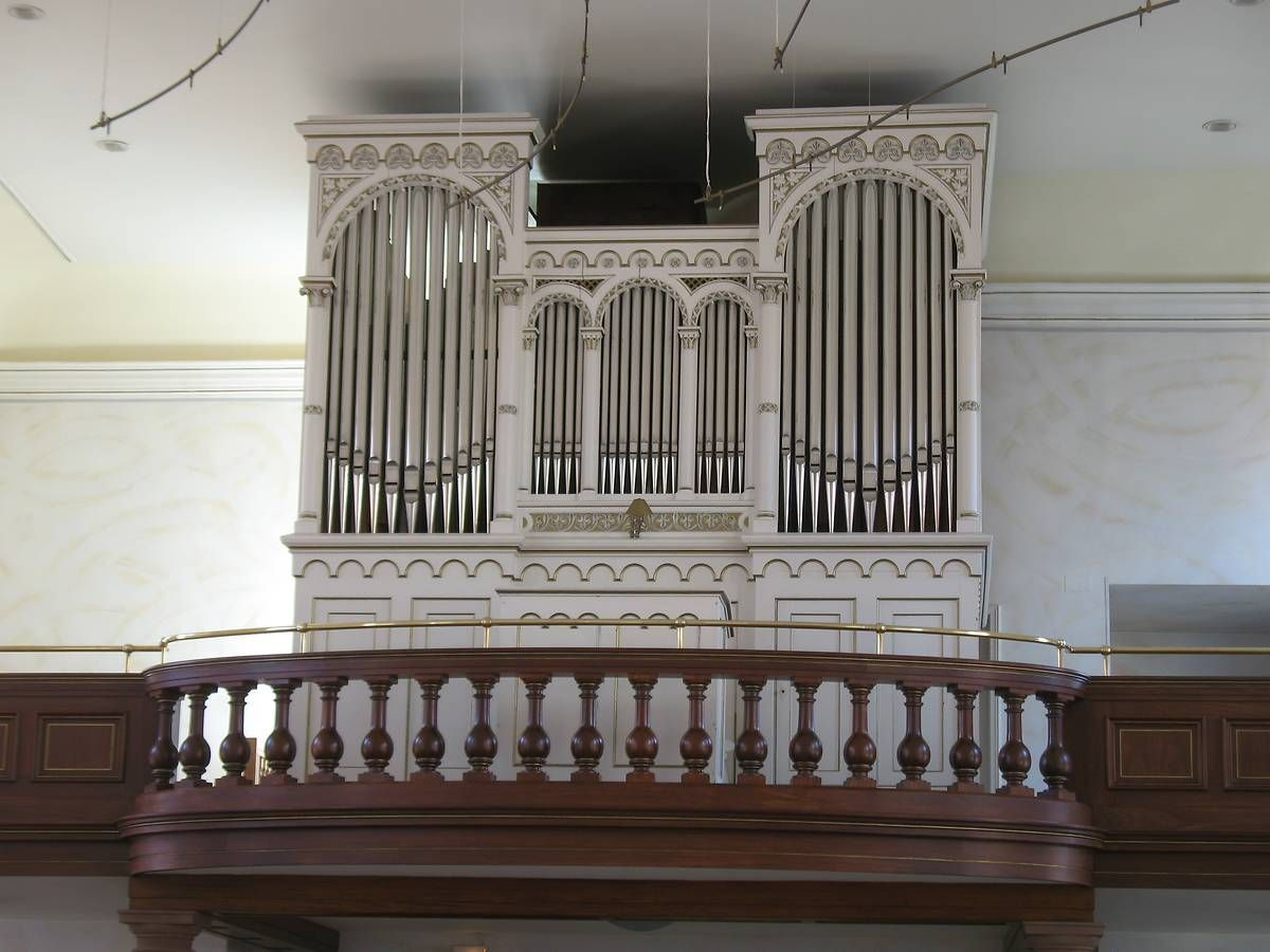 Orgue de l'église protestante de Woerth