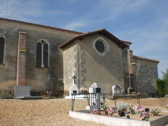 Autre côté chapelle