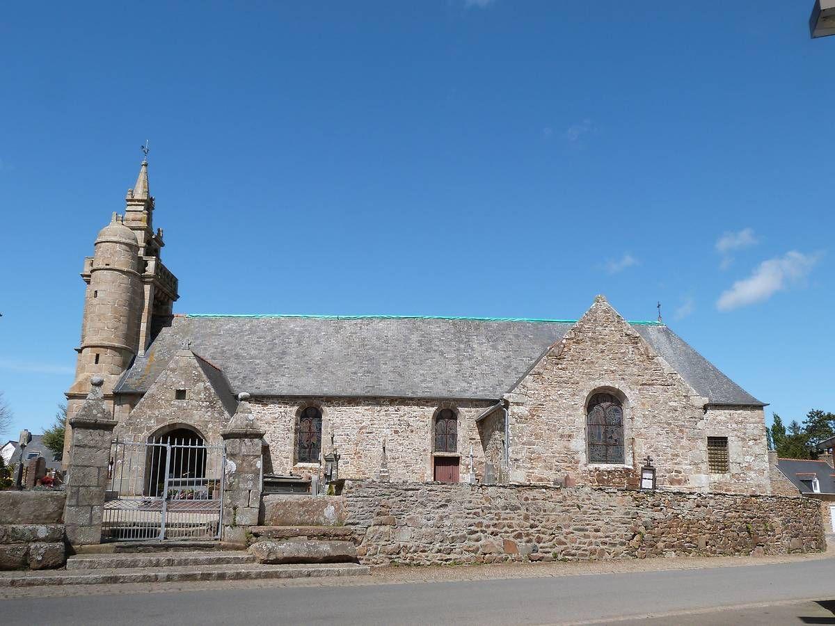 Eglise Saint-Pierre de Coatréven