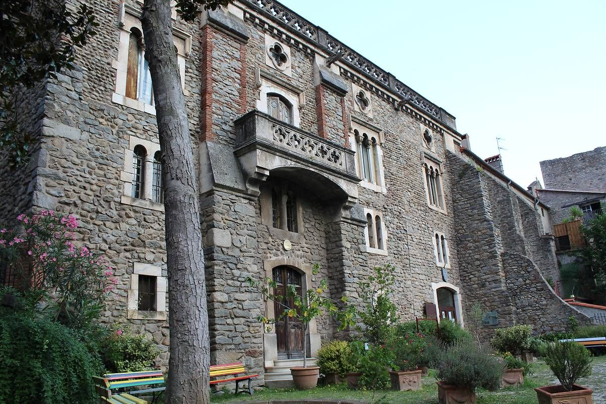 Le Palau à Arles sur Tech