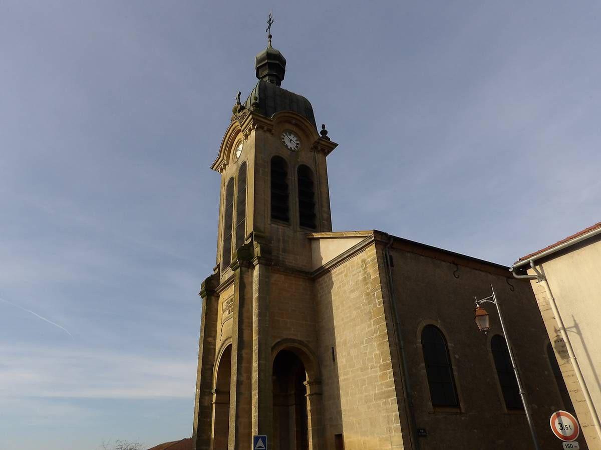 eglise saint paulin d'anoux