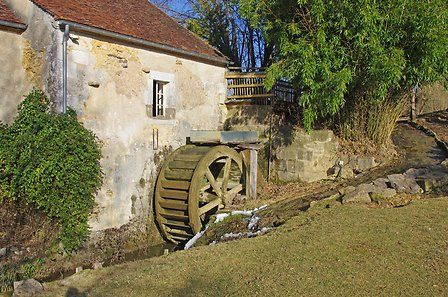 moulin de taingy