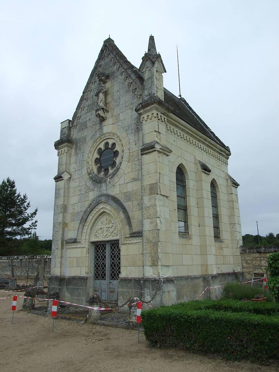 La chapelle de Castellane à Saint-Patrice