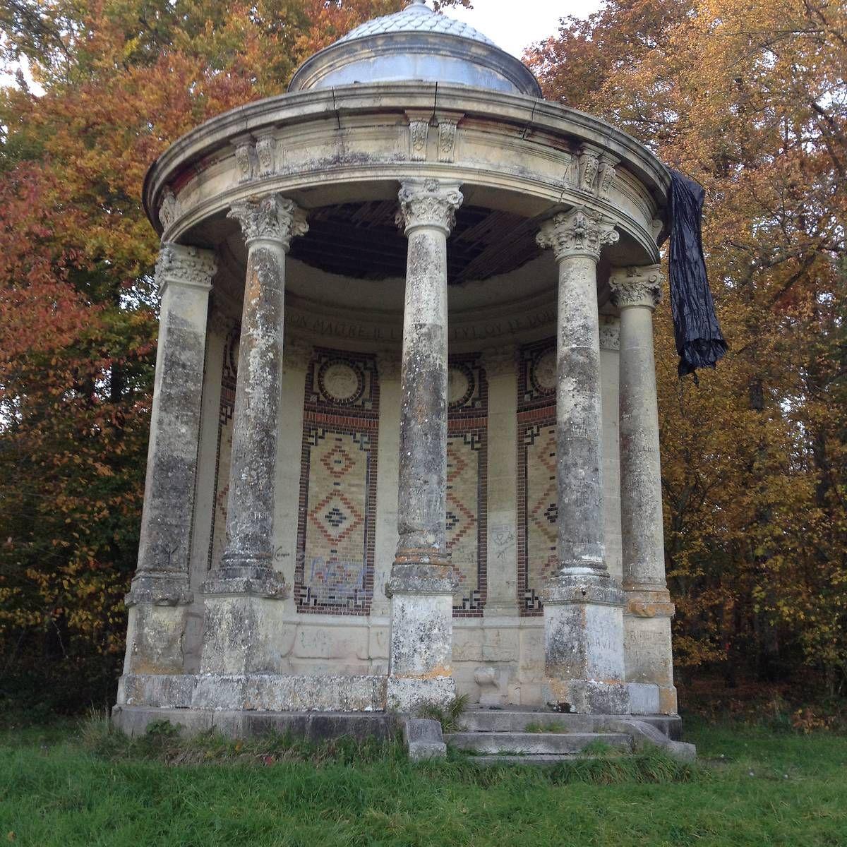 Temple de l'amour de Pontgouin