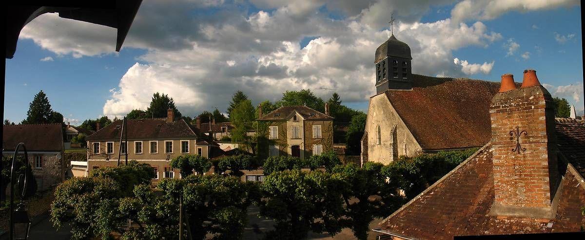 Eglise Saint-Victor de Blennes