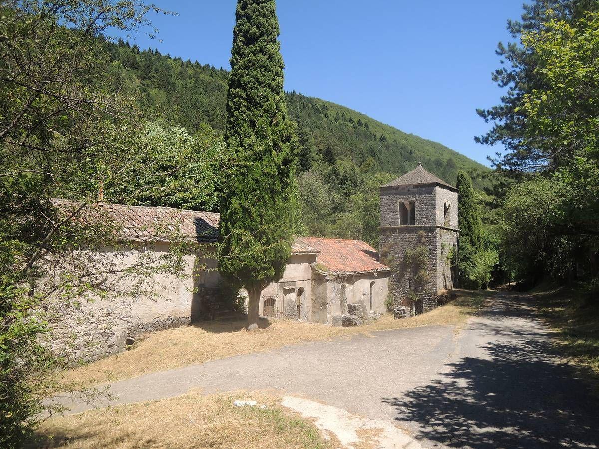 L'ermitage de Notre-Dame de Nize à Lunas
