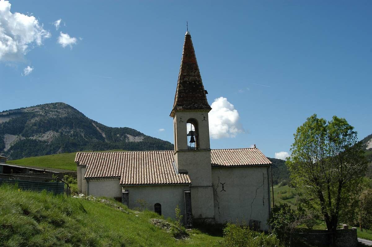 Eglise paroissiale Notre-Dame-de-l'Assomption de Lambruisse