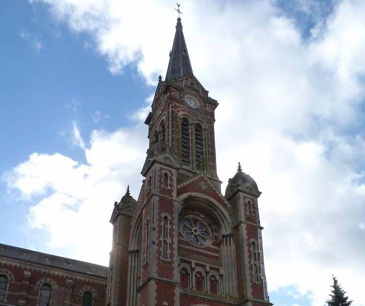 Eglise Saint-Martin d'Ailly-sur-Noye