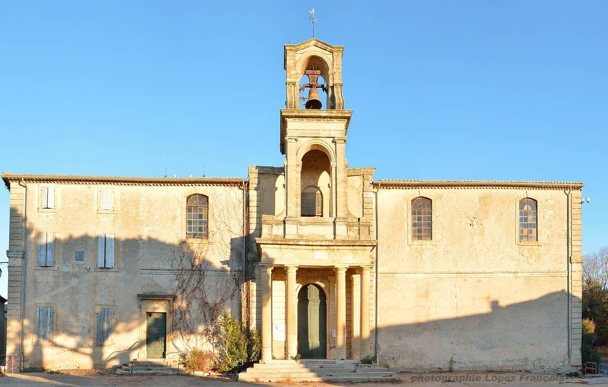 Le temple de Gallargues le Montueux