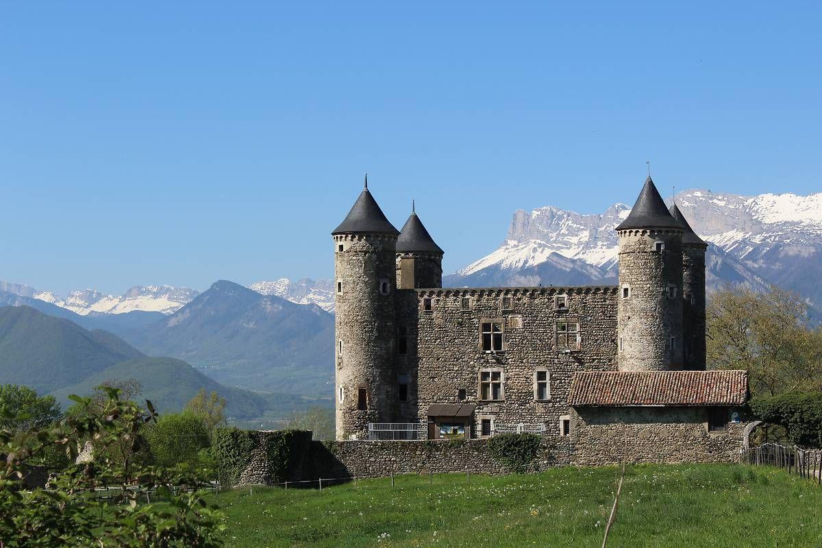 Château Bon Repos à Jarrie en Isère
