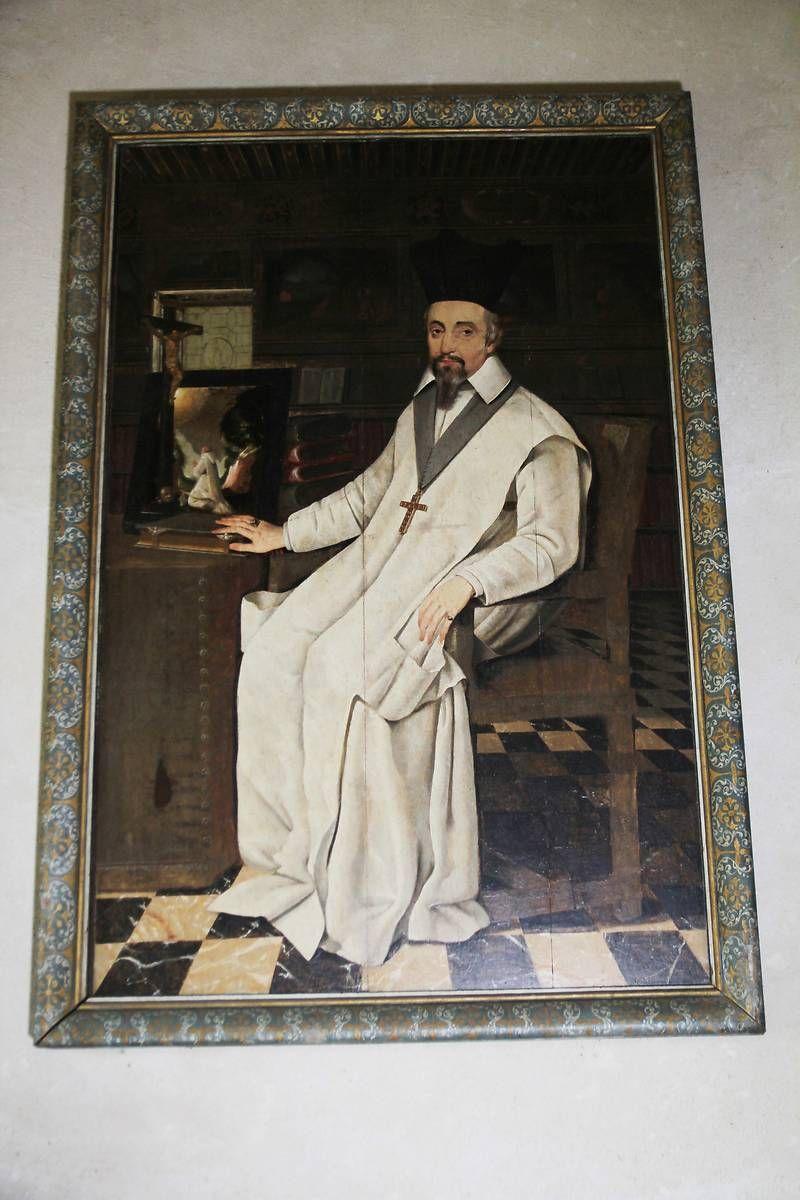 Testament de l'Evêque Bruno Ruade à Saint-Lizier en Ariège