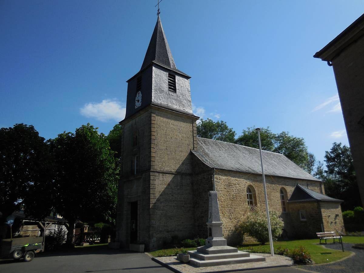 église saint nicaise de fagnon
