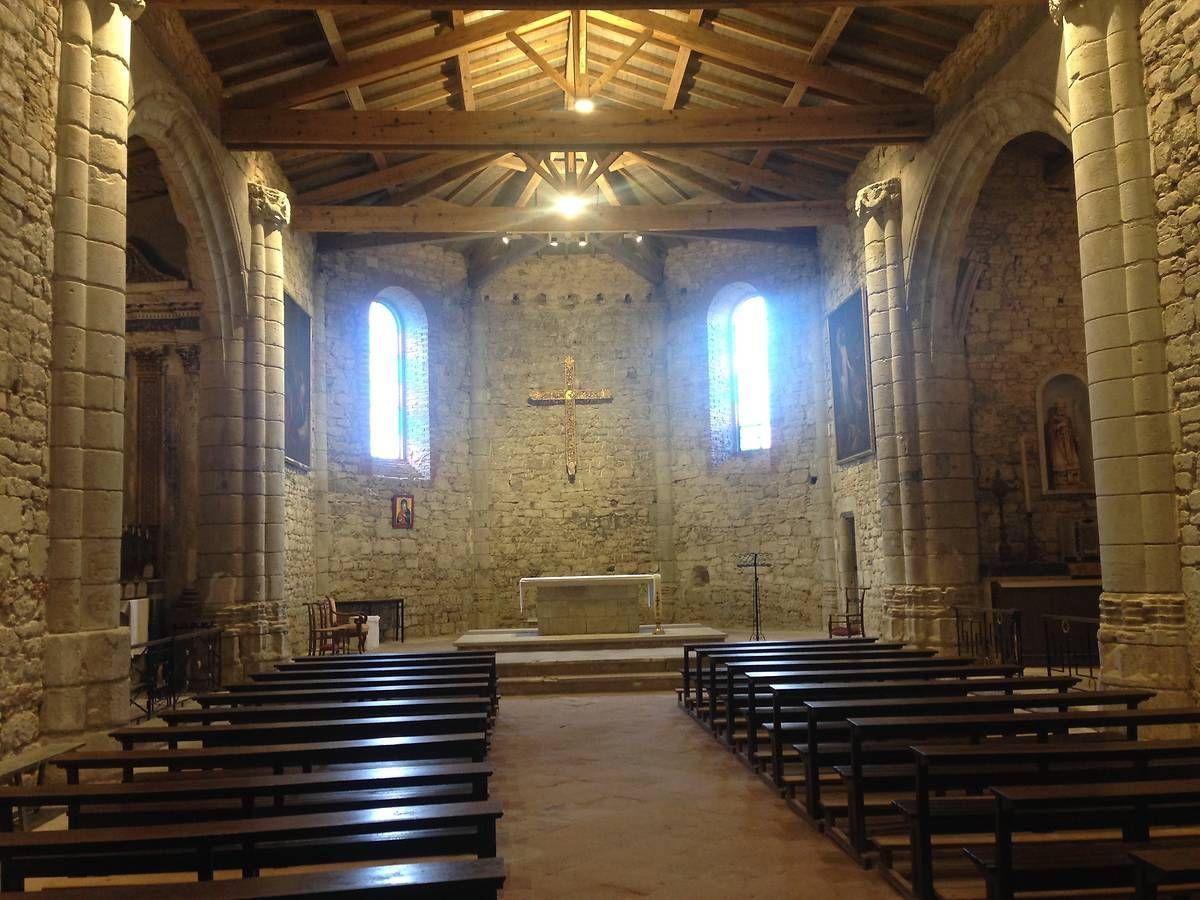 Les vitraux de l'église Saint-Eloi de la Salvetat-Lauragais