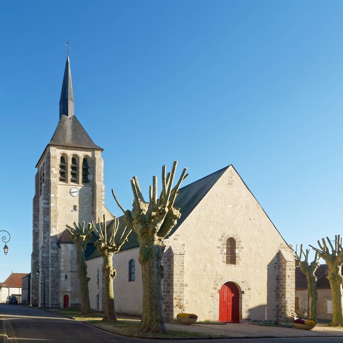 Eglise Saint Martin de Mardié : projet de restauration