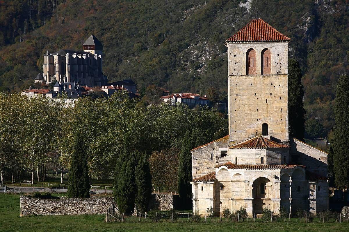Cathédrale Sainte-Marie de Saint-Bertrand de Comminges
