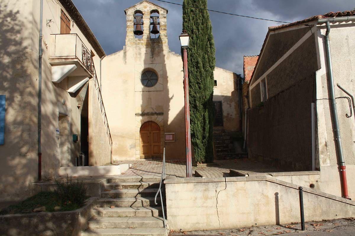 Eglise Saint Florent à la Motte d'Aigues