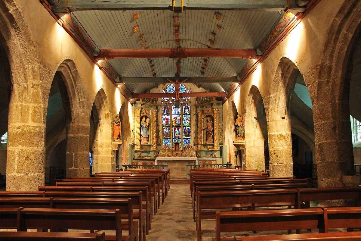 Chapelle Notre-Dame de Kerven à Trégunc