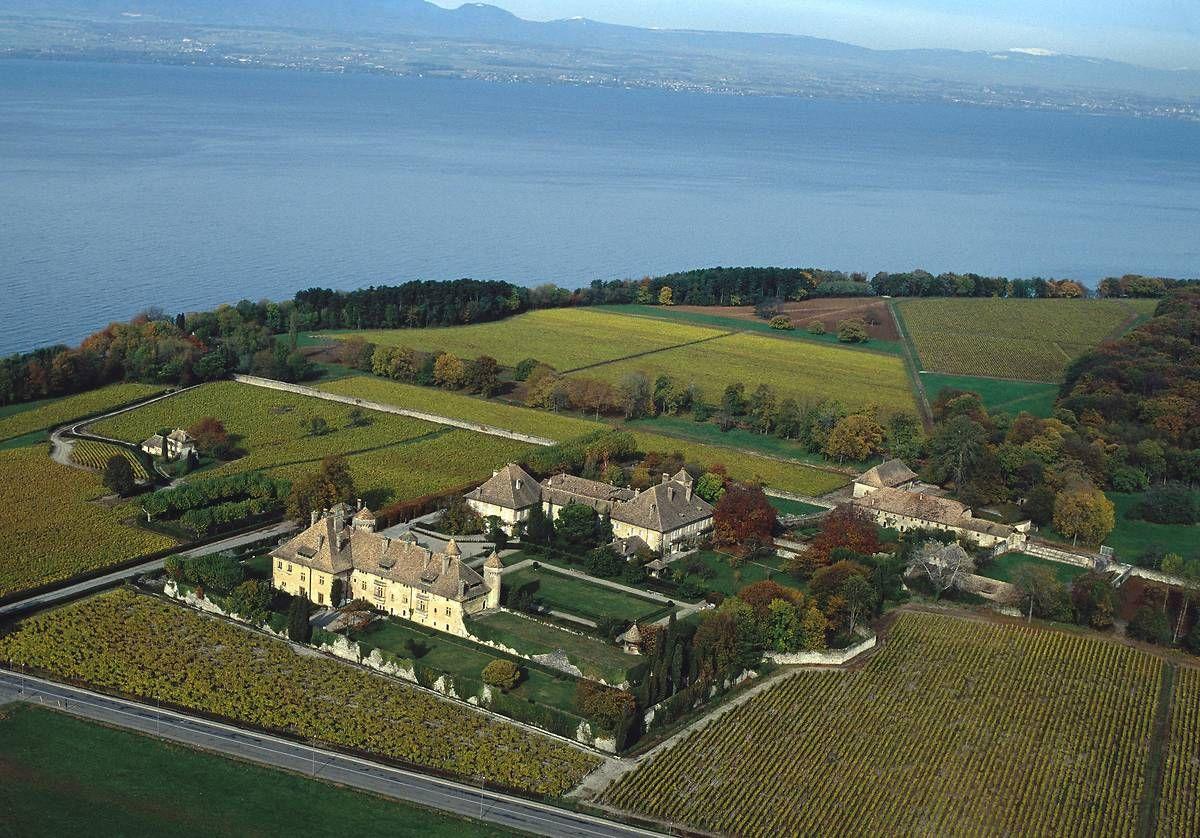 Château de Ripaille à Thonon-les-Bains en Haute-Savoie
