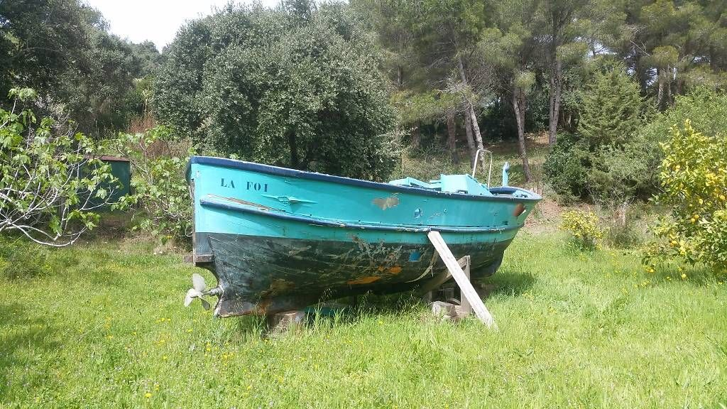 BATEAU DE PECHE TRADITIONNEL « PEPITO »
