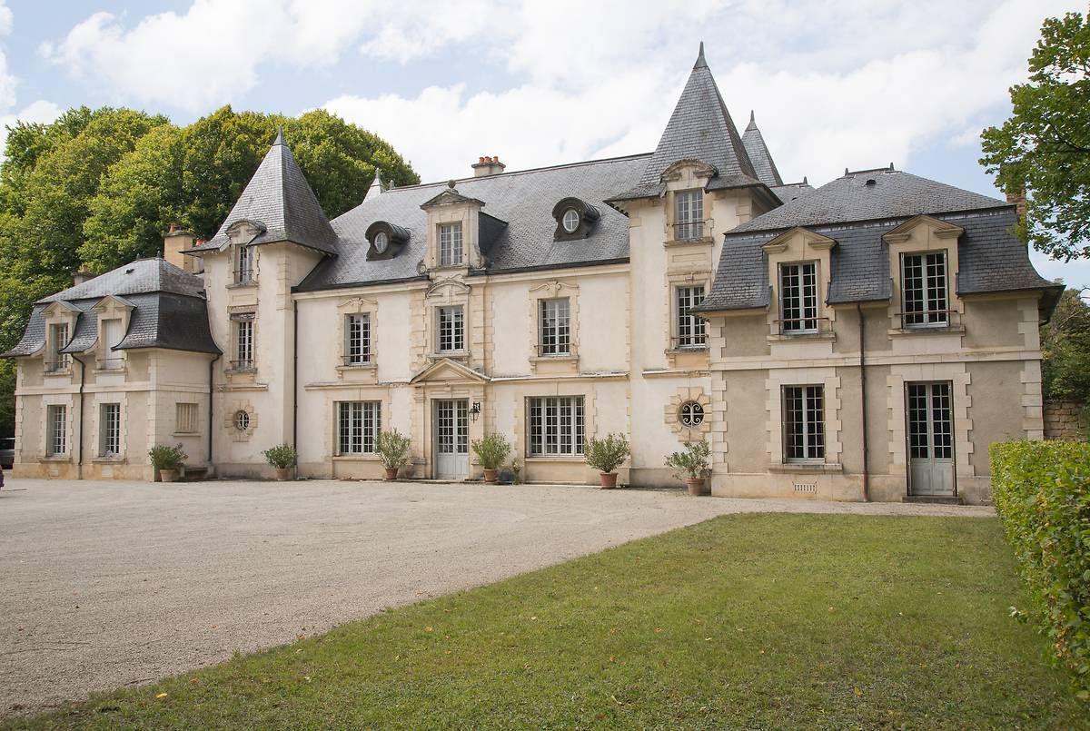 château de bon espoir d'aisey-sur-seine