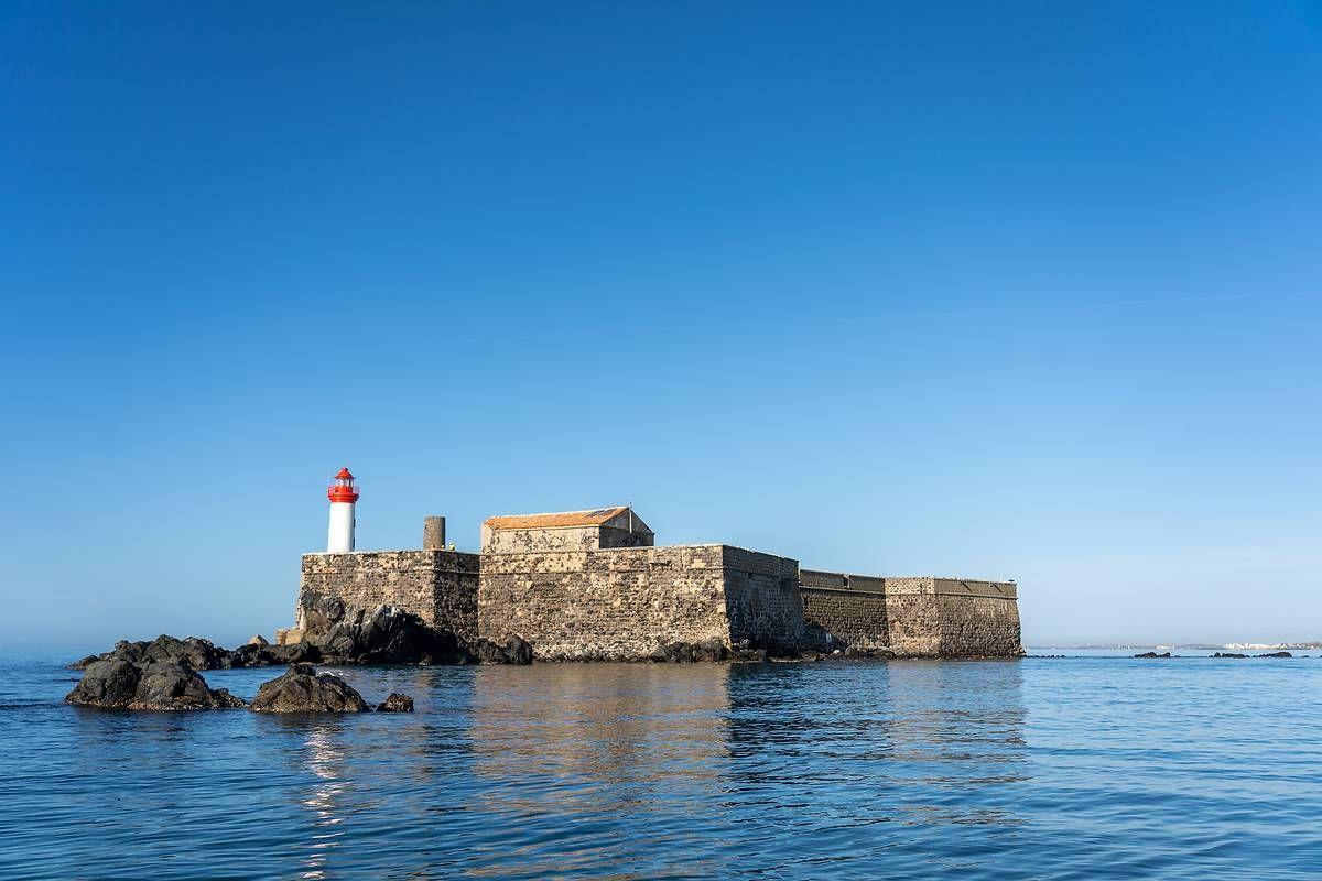 Le fort de Brescou à Agde
