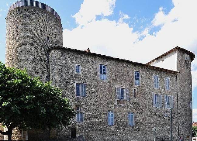 Château des Tours à Anse